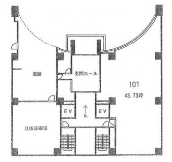 画像1:IBBフェリクス博多,事務所,福岡市博多区博多駅南3-2-5