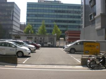 みずほ第二ガレージ,月極駐車場,福岡市博多区博多駅東3丁目11-0