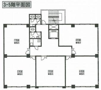 画像2:第一ヒラノビル,事務所,福岡市博多区東光2-2-22