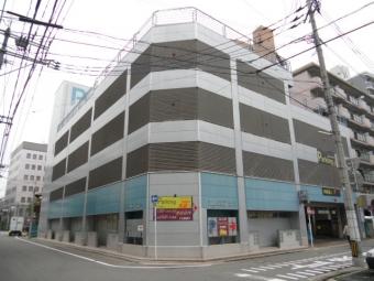 ガレージエフ,月極駐車場,福岡市博多区比恵町8−33