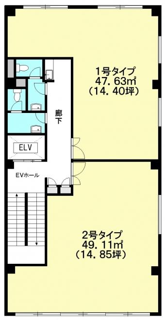 画像1:正和ビル,事務所,福岡市博多区博多駅東2-6-14