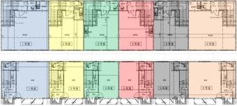画像1:オフィスパレア御笠川6,倉庫(事務所付),大野城市御笠川4-11-11