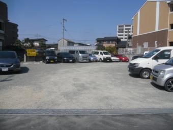 画像1:沼口橋駐車場,月極駐車場,福岡市博多区那珂3−2−14