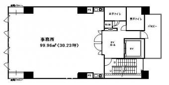 画像7:博多駅東尾崎ビル,事務所,福岡市博多区博多駅東1-16-7