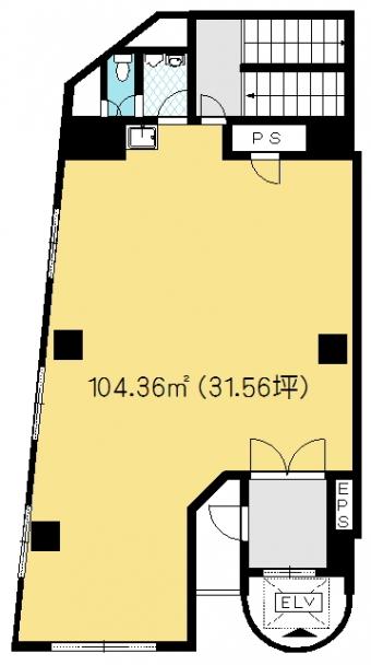 画像5:天神日若ビル,店舗, 事務所,福岡市中央区天神3丁目16番1号