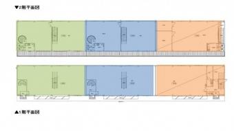 画像2:オフィスパレア金の隈3,倉庫(事務所付), 駐車場付事務所,福岡市博多区金の隈1-38−30