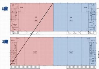 画像2:オフィスパレア畑詰?,倉庫(事務所付),大野城市仲畑2-1-11