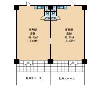 画像2:フレーヌ,事務所, 店舗,福岡市博多区博多駅南3-16以下未定
