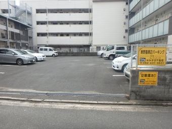 美野島第2パーキング,月極駐車場,福岡市博多区美野島1丁目829番30
