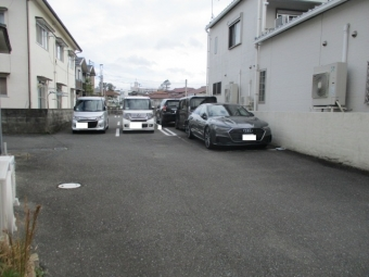 鶴田第2パーキング,月極駐車場,福岡市南区鶴田3−10−43