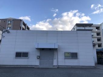 画像1:林田倉庫,倉庫(事務所付),福岡市博多区博多駅南4丁目16-35